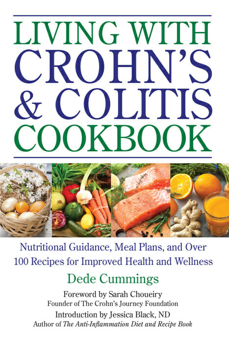 A New Cookbook for Those With Crohn's & Colitis