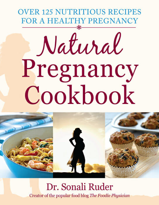 Natural Pregnancy Cookbook