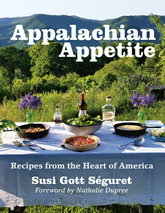 Appalachian Appetite: New Cookbook Celebrates the Heart of America