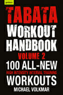 Tabata Workout Handbook Volume 2