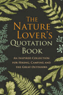 Nature Lover's Quotation Book