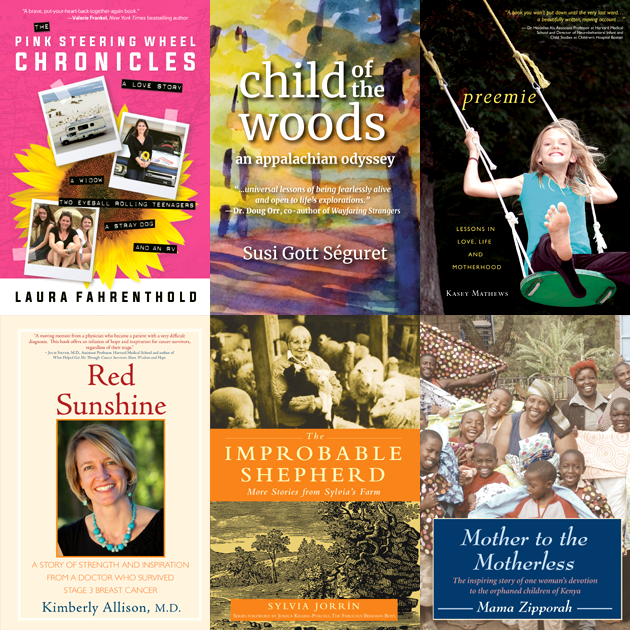 Books for Mother's Day